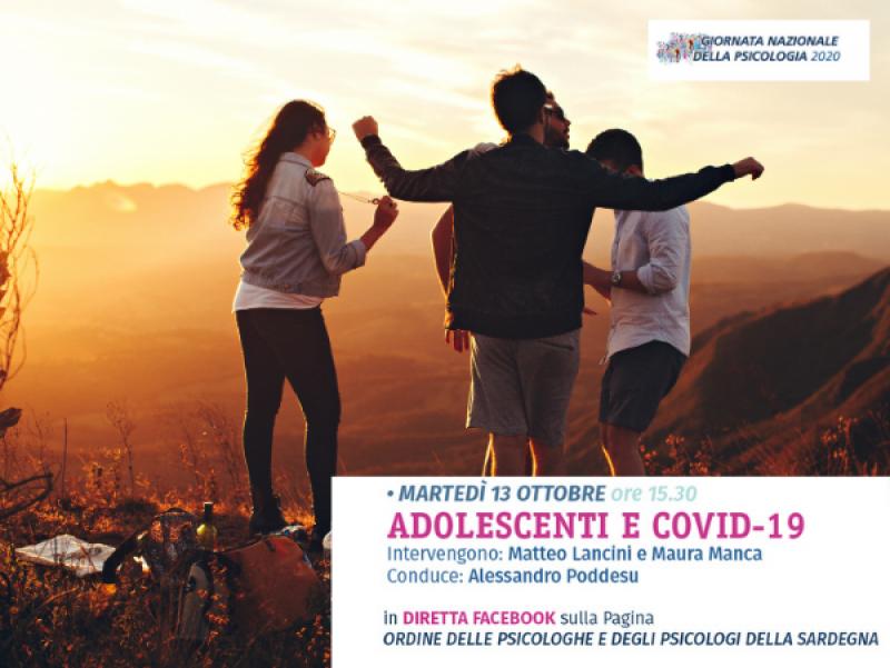 Adolescenti e Covid19