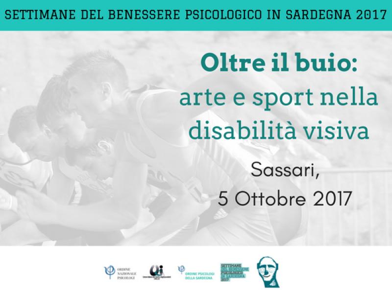 Oltre il buio: arte e sport nella disabilità visiva